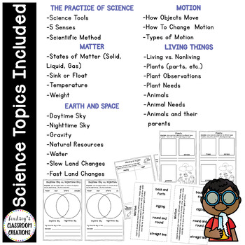 Science Notebook / Journal - Ultimate Science Journal! 1st & 2nd