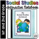 Social Studies Notebook / Journal - Ultimate Journal - 1st & 2nd grade!