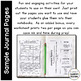 Social Studies Notebook / Journal - Ultimate Journal - 1st