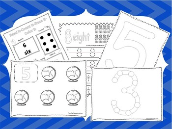 The Ultimate Printable Preschool Curriculum in a ZIP file Over 2000 pages