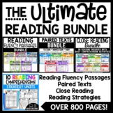 The Ultimate Reading Bundle *Save 30%* - Distance Learning