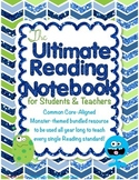 Ultimate Interactive Reading Notebook for Students and Tea