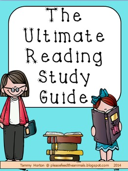 The Ultimate Reading Study Guide