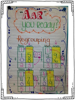 The Ultimate Regrouping Bundle {Teaching Adding and Subtracting with Regrouping}