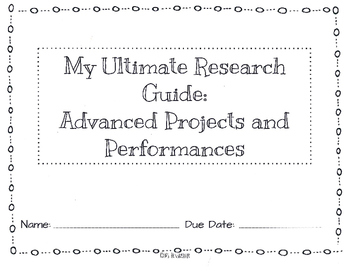 The Ultimate Research Guide