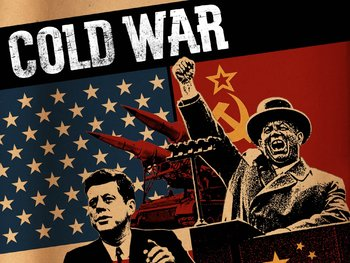 "The Ultimate Revision package of ""Cold war 1945-1973"""
