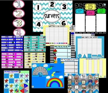 Jan.-May Ultimate Morning Calendar for SMARTboard