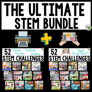 The Ultimate STEM Challenge Mega Bundle