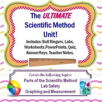 The Ultimate Scientific Method Unit!