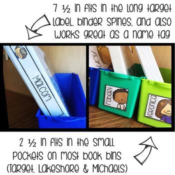 The Ultimate Set of Student Labels Bundle - Fits all Target labels!