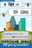 The Ultimate Seventh Grade Digital Textbook Bundle