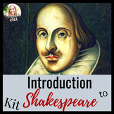 The Ultimate Shakespeare Introduction Kit of Activities fo