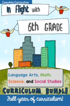 The Ultimate Sixth Grade Digital Textbook Bundle