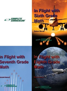 The Ultimate Sixth through Eighth Grade Math Differentiation Bundle