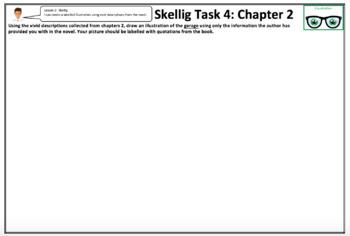 The Ultimate Skellig Novel Study