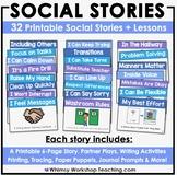 The Ultimate Social Skills Character Education Bundle 33 U