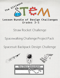 The Ultimate STEM Lesson Bundle of Design Challenges for 3-5