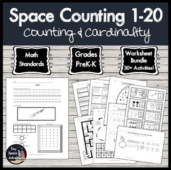 The Ultimate Space Bundle for Prek-Kindergarten