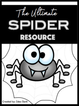 The Ultimate Spider Resource (Diary of a Spider)