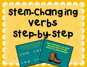 The Ultimate Step-by-Step Guide: Spanish Stem-Changing Ver