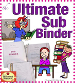 The Ultimate {Editable} Substitute Binder Bundle