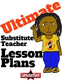 The Ultimate Substitute Lesson Plan: Climb to 99!