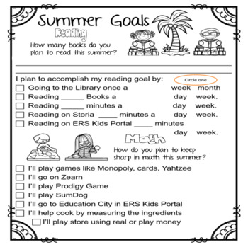 The Ultimate Summer Journal