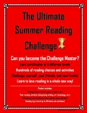 The Ultimate Summer Reading Challenge