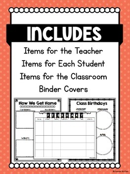 The Ultimate Teacher Data Binder