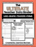 The Ultimate Teacher Data Binder