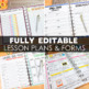 Editable Teacher Binder   FREE Updates   Digital Teacher Planner   Google Drive