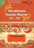 The Ultimate Teacher Planner