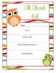 The Ultimate Teacher Planner - Owl Theme