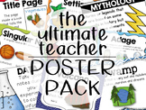 The Ultimate Teacher Poster Pack