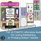 Substitute/Relief Teaching Ultimate Survival Kit  (Printab
