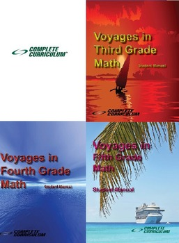 The Ultimate Third through Fifth Grade Math Differentiation Bundle