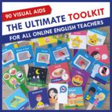 ESL Visual Aid Instructions for the ESL online classroom, ESL Classroom
