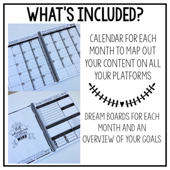 The Ultimate TpT Social Media Content Planner *UP YOUR MARKETING GAME!*