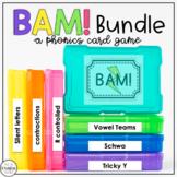 Vowel Sounds Phonics Game Bundle
