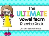 The Ultimate Vowel Team Pack