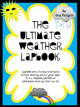 The Ultimate Weather Lapbook