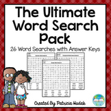 The Ultimate Word Search Pack