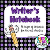 The Ultimate Writer's Notebook - Resources for Writing Workshop