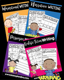 The Ultimate Writing Pack (Narrative, Informational, Realistic & Persuasive