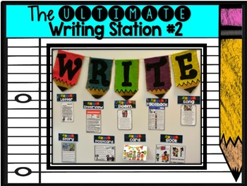 The Ultimate Writing Station #2
