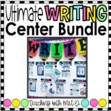 The Ultimate Writing Center Bundle