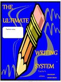 The Ultimate Writing System: Teacher's Edition