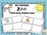 Zoo MIni Books