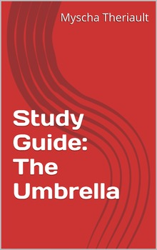 The Umbrella Activities, Questions, Lesson Plans and Vocabulary Worksheets