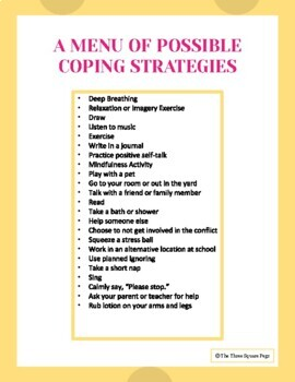 "The Umbrella Plan: A ""Coping Skill"" Counseling Strategy"